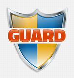 Guard Icon Stock Images