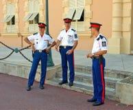 Free Guard - Monaco Royalty Free Stock Photography - 12692547