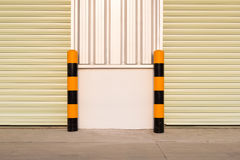 Guard post Royalty Free Stock Images