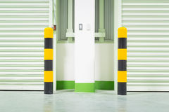 Guard post Stock Photography