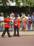 Guard royal, Trooping of the Color, London Stock Photography