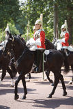 Guard royal, Trooping of the Colour, London Royalty Free Stock Photos