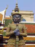 Guard Statue - Grand Palace. Grand Palace Royalty Free Stock Images