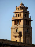 Guard tower in Jodhpur rajashan Royalty Free Stock Image