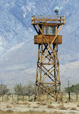 Guard Tower Royalty Free Stock Photography