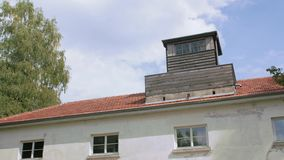 Guard watchtower building