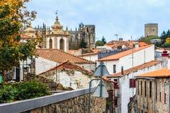 Guarda, Beira, Portugal Stock Afbeelding