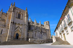 Guarda cathedral Royalty Free Stock Images
