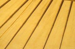 Guarda-chuva abstrato do bambu dos termas Fotos de Stock
