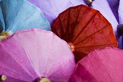 Guarda-chuva colorido Foto de Stock