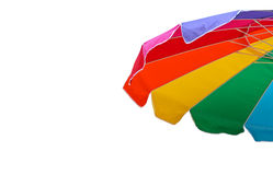 Guarda-chuva colorido Foto de Stock Royalty Free