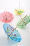 Guarda-chuva da bebida Fotografia de Stock Royalty Free