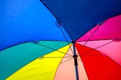 Guarda-chuva da cor Fotografia de Stock
