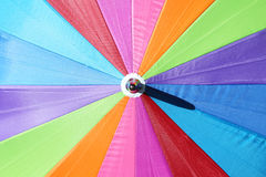 Guarda-chuva da máscara Imagem de Stock Royalty Free