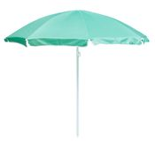 Guarda-chuva de praia Imagens de Stock