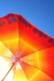 Guarda-chuva de praia Fotos de Stock Royalty Free