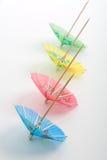 Guarda-chuva do cocktail da bebida Fotografia de Stock