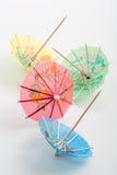 Guarda-chuva do cocktail da bebida Imagens de Stock