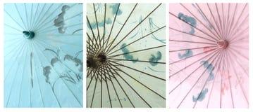 Guarda-chuva feito a mão imagens de stock royalty free