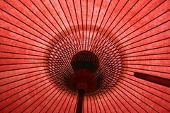 Guarda-chuva japonês Imagens de Stock Royalty Free
