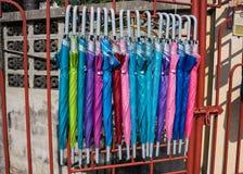 guarda-chuva, livre, proteção solar Fotos de Stock Royalty Free