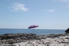 Guarda-chuva ou parasol, igualmente conhecido como o parasol imagens de stock royalty free
