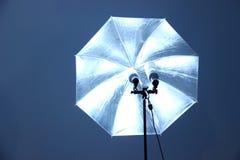 Guarda-chuva Spheric fotografia de stock
