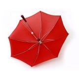 Guarda-chuva vermelho Foto de Stock Royalty Free
