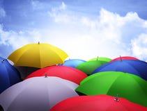 Guarda-chuvas Fotos de Stock