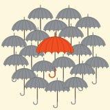 Guarda-chuvas Imagens de Stock Royalty Free