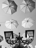 Guarda-chuvas foto de stock