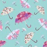 Guarda-chuvas do vintage Imagem de Stock