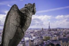 Guarda de la ciudad Foto de archivo libre de regalías
