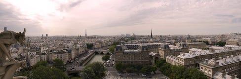 Guarda de la seguridad de París fotografía de archivo