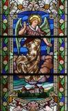Guarda del ángel Imagen de archivo