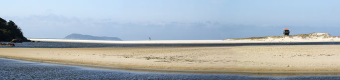 Guarda do embaú - Panoramic Stock Photography