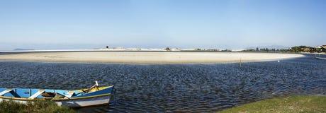 Guarda do embaú - Panoramic Royalty Free Stock Images