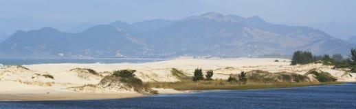 Guarda do embau - Panoramic Stock Photo