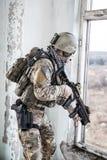 Guarda florestal do exército de Estados Unidos foto de stock royalty free