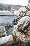 Guarda florestal do exército de Estados Unidos imagens de stock