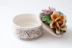 Guarda-joias da porcelana fotos de stock royalty free