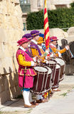 In Guarda Parade Stock Photos