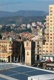 Guarda tower in city of Savona, Italy Stock Photos