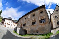 Guarda village Stock Photos