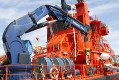 Guardacostas Rescue Ship Fotografía de archivo