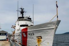 Guardacostas Ship Foto de archivo