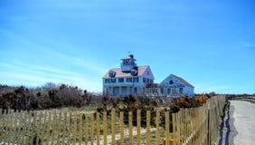 Guardacostas Station, guardacostas Beach foto de archivo libre de regalías