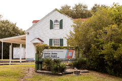 Guardacostas Station St Simons Island Imagen de archivo