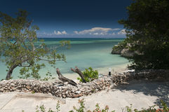 Guardalavaca Beach Holguin province Cuba Royalty Free Stock Photo