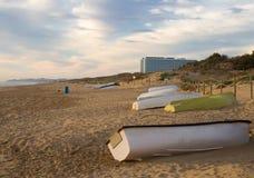 Guardamar-Strand stockbilder